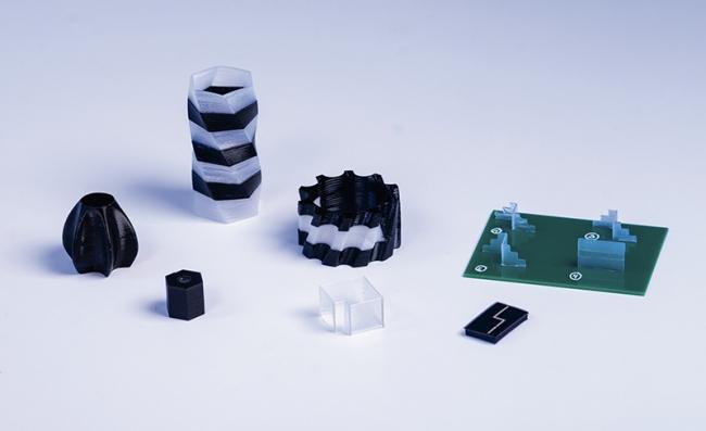 DELO 为液体增材制造提供了功能强大的高性能材料