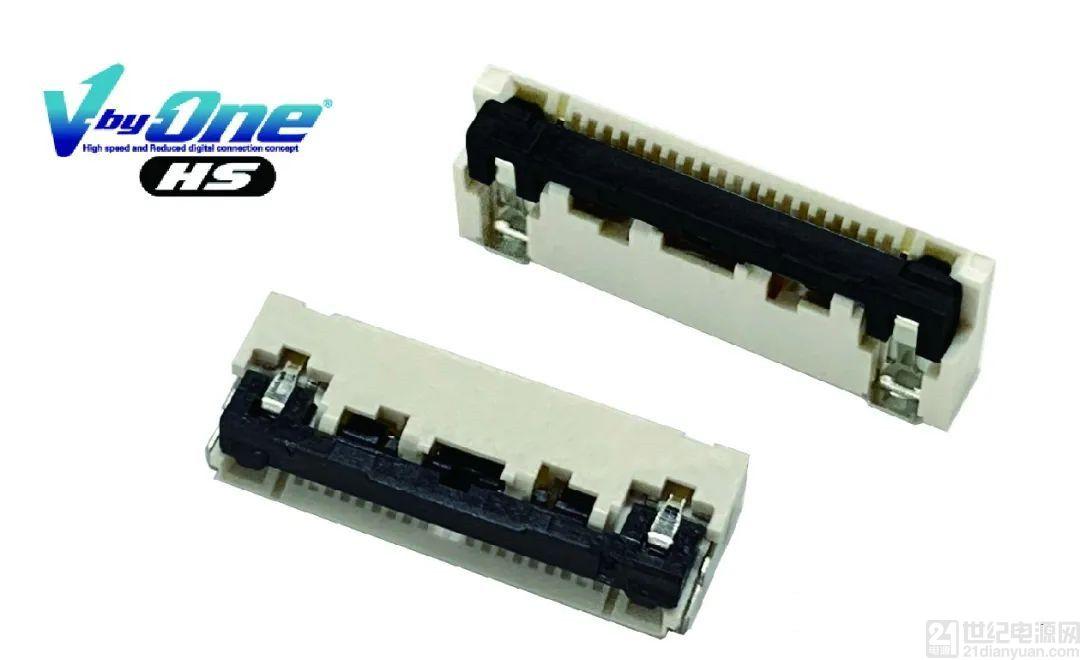 新品上市!京瓷 FPC/FFC 用连接器 6817 系列