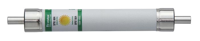 高达 60A 的新型太阳能熔断器以单体的设计提供出色的保护