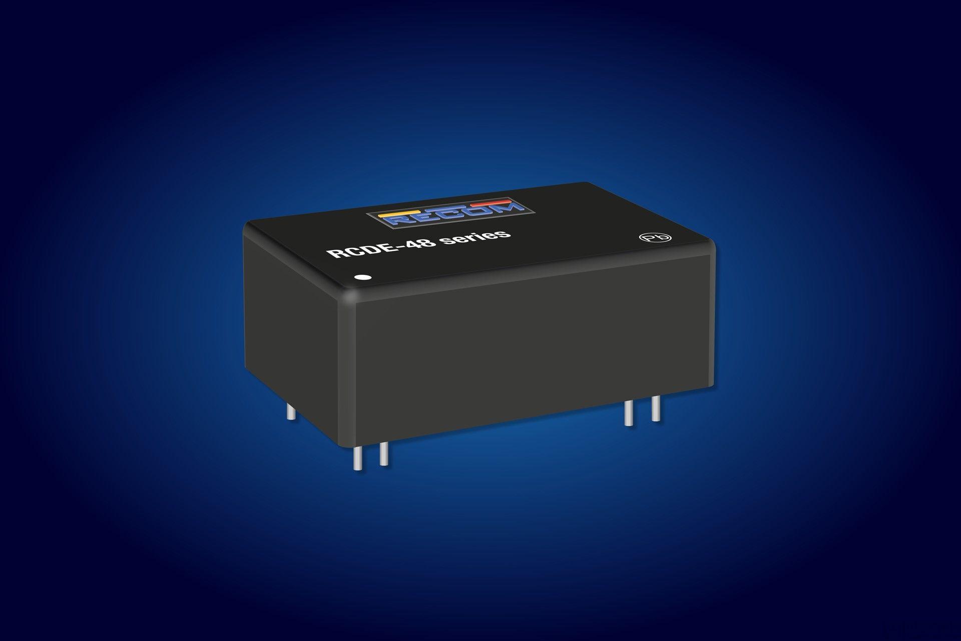 儒卓力新品:Recom 具有可变输入电压范围的可调光 1A LED 驱动器