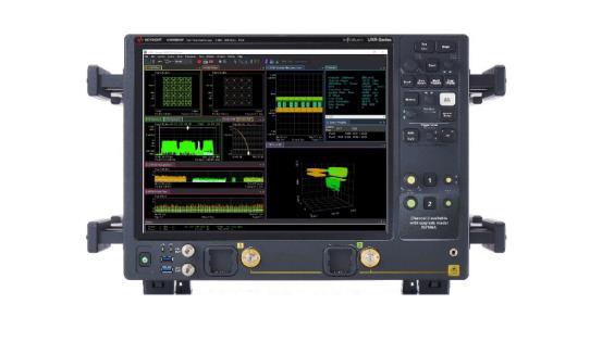 是德科技发布增强型 UXR 示波器,用于加速开发新一代毫米波通信和应用