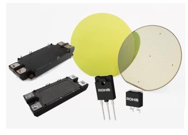 纬湃科技和罗姆携手打造 SiC 电源解决方案