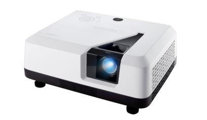 优派全新亮彩 4K 激光投影 VS17455 打造高亮会议解决方案