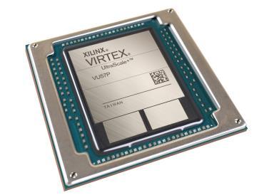 Xilinx 推出新型 Virtex UltraScale+ VU57P FPGA 高速数据与高带宽存储器支持带来卓越高速计算体验