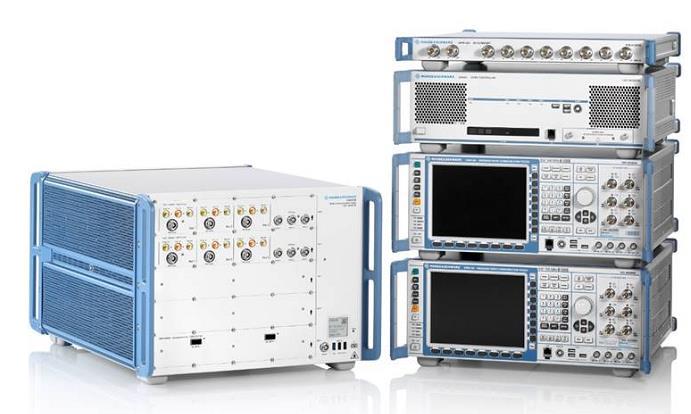 罗德与施瓦茨公司中标中国联通 5G 协议以及吞吐量测试系统项目