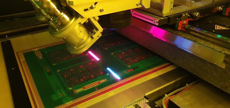 Limata 创新型的 LUVIR® 技术加速 PCB 防焊量产制程
