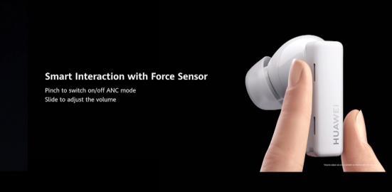 致敬华为,NDT 电容压感触控方案助燃 FreeBuds Pro 一往无前