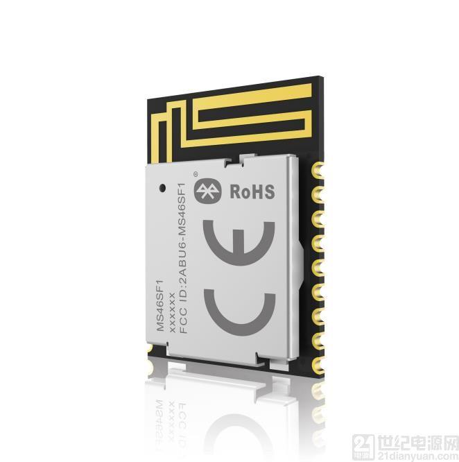 低功耗蓝牙/蓝牙 5.2 模块为成本和空间受限的无线产品提供功能强大的连接解决方案
