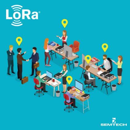 长虹及伙伴推出基于 LoRa® 的低功耗、小型化室内外定位解决方案