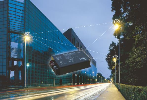 从智慧路灯到智慧城市,欧司朗 DEXAL 系列驱动电源助力数字化升级