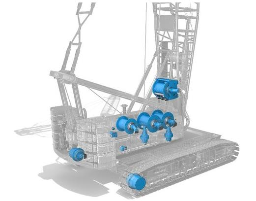 德纳电气化在华业务不断扩展 助移动高空作业平台性能和效率提升