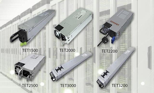 Bel Power Solutions和Transphorm推出钛金级效率交流转直流电源系列