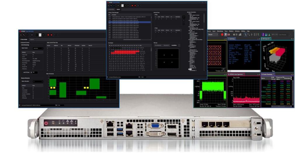 是德科技 O-RAN 端到端系列解决方案推动多厂商 5G 网络加速创新,增强网络性能的可靠性