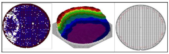 用于检测裸硅圆片上少量金属污染物的互补性测量技术