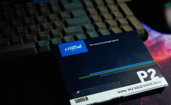 追求耐用与稳定:Crucial 英睿达 P2 500GB 固态硬盘双系统实测