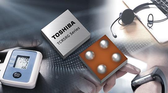 东芝推出轻薄紧凑型 LDO 稳压器,助力缩小器件尺寸、稳定电源线输出