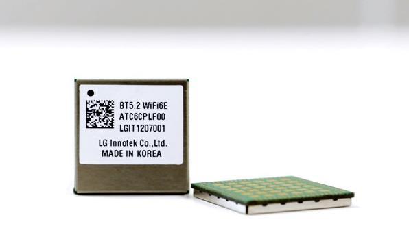 "LG Innotek 全球首创""车辆用 Wi-Fi 6E 模块"""