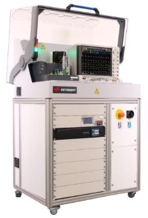 芯派科技采用是德科技功率器件测试解决方案,加速推进第三代宽禁带发展