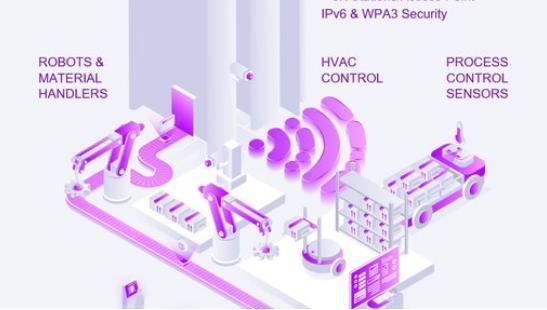 将物联网带入工厂自动化、物流和资产管理领域
