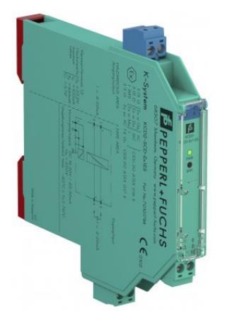 倍加福推出 SIL 3 等级电流驱动器,面向危险区应用