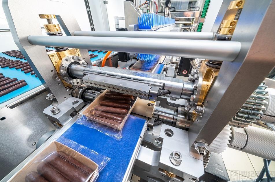 包装机械制造商 Schubert: 久经考验的专业知识针对可持续发展
