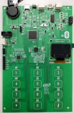 大联大世平集团推出基于 NXP LPC54101 的 E-Lock 解决方案