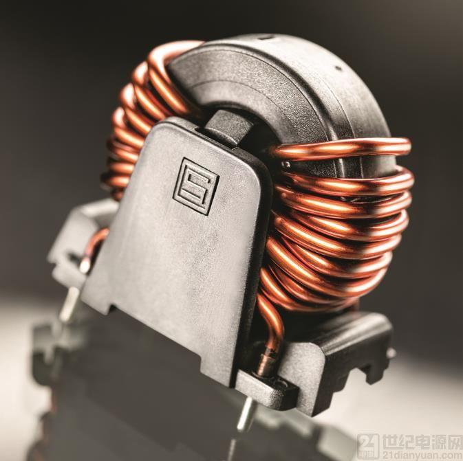 DKIV-1 垂直设计的单相大电流扼流圈
