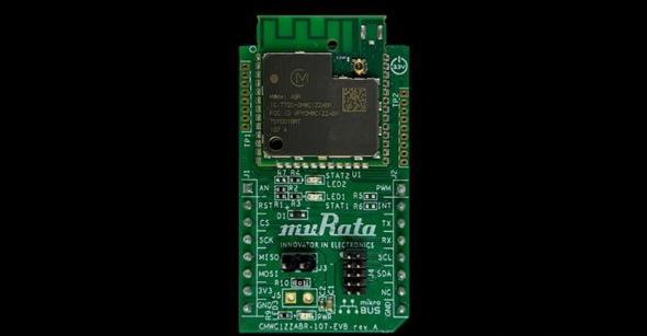 Murata ABR 型 mikroBUS™ 评估板
