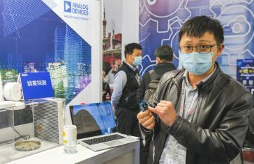 如何杜绝误报确保可靠监测?ADI 双光源烟雾探测方案助力掘金千亿智慧消防市场