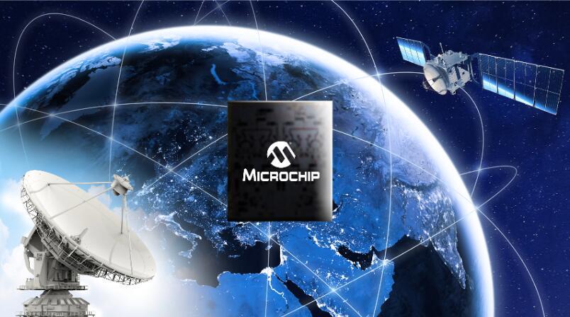 Microchip推出用于卫星通信终端的高线性度Ka波段单片微波集成电路(MMIC),进一步丰富氮化