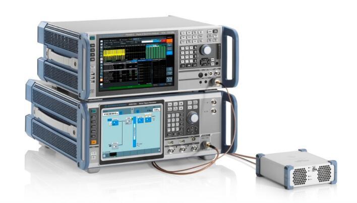 罗德与施瓦茨在MWC21上展示从设计到生产的移动网络基础设施测试方案