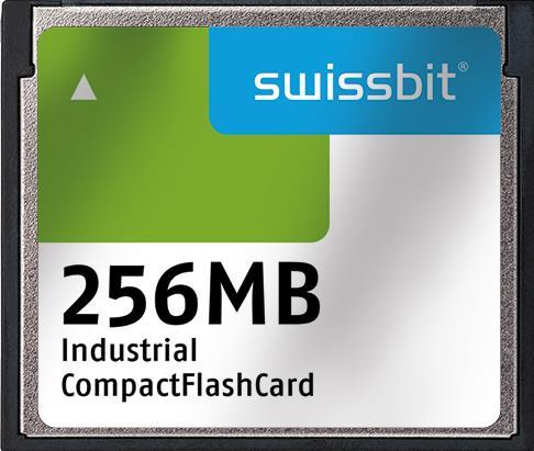Swissbit 宣布长期供应 SD 卡和 CompactFlash 卡 S-250 和 C-350 保证:继续提供用于老式系统的存储卡 7 年。