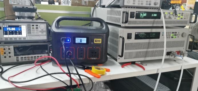 极端天气挑战应急供电-应急电源测试解决方案详解