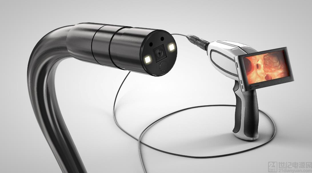 小如针头:艾迈斯欧司朗推出全球超小数字摄像头模组,用于一次性内窥镜