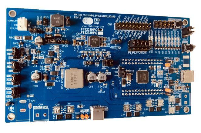 FTDI推出评估板,以配合其最新一代的USB电源传输IC