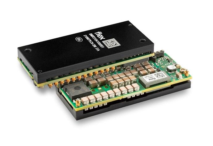 英飞凌赋能Flex Power Modules全新开关式电容中间总线转换器, 为48V数据中心应用提